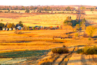 Fall Landscapes on the North Dakota Prairie-2-2