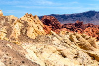 Fire Canyon - Valley of Fire State Park, Nevada