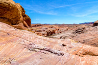 White Dome Area - Valley of Fire State Park, Nevada-29