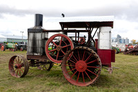 Antique Steam Tractor, Makota Threshing Show, North Dakota