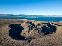 Mono Lake and Panum Crater