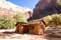 Old Museum, Zion National Park, Utah