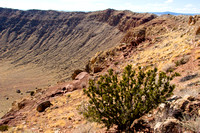 Meteor Crater Scenery, Arizona