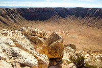 Meteor Crater Scenery, Arizona-2