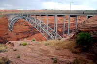 Bridge - Glen Canyon, Utah