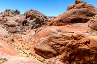 White Dome Area - Valley of Fire State Park, Nevada-31