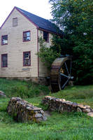 The old Verbena Mill in Virginia