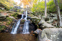 Dark Hollow Falls, Shenandoah National Park