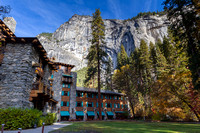 Ahwahnee Lodge, Yosemite National Park, California