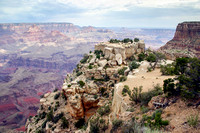 Grand Canyon National Park scenery, Arizona-9
