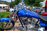 Motorcycles in Sturgis at the Black Hills Rally-2-2