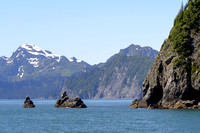 Kenai Fjords National Park Scenery, Alaska
