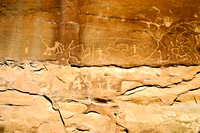 Petroglyph Point Scenery, Mesa Verde National Park, Colorado-3