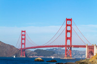 Golden Gate Bridge, San Francisco, California-3