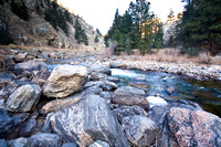 Poudre River Canyon Scenery, near Fort Collins, Colorado-8