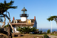 Lighthouse, Monterey, California