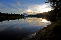 Daybreak at Oxbow Bend in the Tetons-1