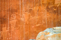 Pictographs, Capital Reef National Park