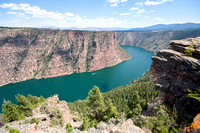 Red Rock Overlook Scenery, Flaming Gorge Recreation Area, Utah-7