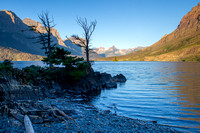 Wild Goose Island on St. Mary's Lake Scenic, Glacier National Park, Montana-6