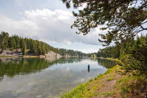 Stoney lonesome photos fishing boating kayaking and for Fly fishing yellowstone river