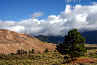 Great Sand Dunes National Park scenery, Colorado-9