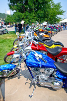 Motorcycles in Sturgis at the Black Hills Rally-2